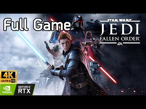 STAR WARS Jedi: Fallen Order - Full Game Fast - Extreme PC Graphic Tweak | 4K | PC | RTX 2080 Ti