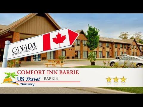 Comfort Inn Barrie - Barrie Hotels, Canada