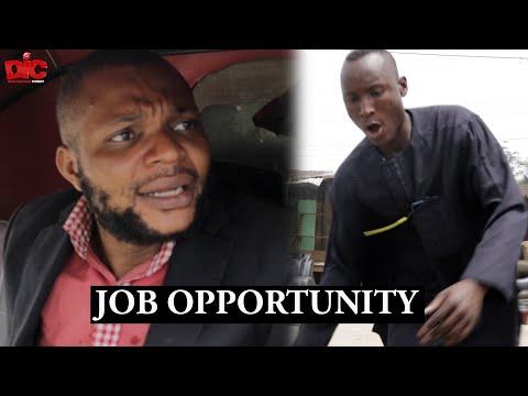 Job opportunity – Denilson Igwe Comedy