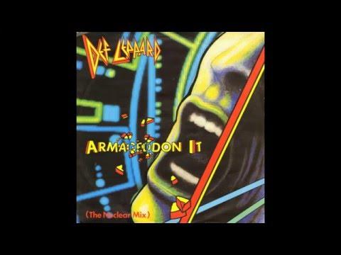 Def Leppard - Armageddon It (The Nuclear Mix)