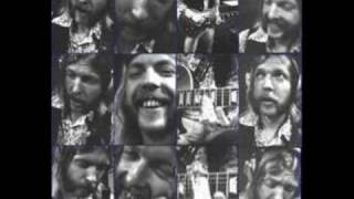 The Allman Brothers playin to a small crowd at the Fillmore East. M...