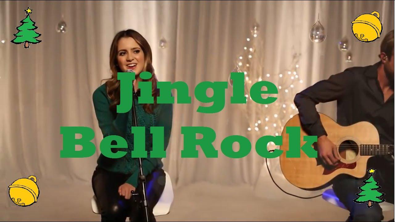 Laura Marano Jingle Bell Rock Subtitulada A Espanol Youtube