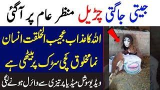 Jeeti Jagti Makhloq Manzar Par Aa Gai | Islam Advisor