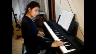 Ye Raatein Ye Mausam on Piano