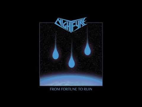 Nightfyre - From Fortune to Ruin (2019)