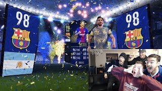 FIFA 18: 5000€ FULL TOTY PACK OPENING 🔥😱