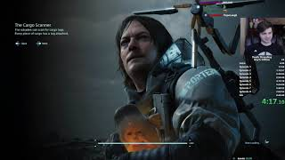 Death Stranding Speedrun in 6:59:49 IGT (WR)
