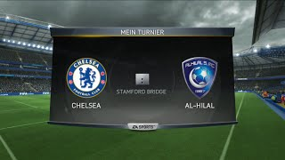 Let's Play Fifa 15 (PS3) #146 (Chelsea London - Al-Hilal) 2017 Video