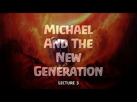 Rudolf Steiner - Michael And The New Generation - Lecture 3