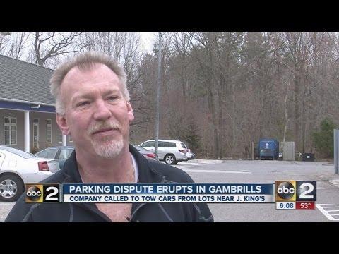 Parking dispute erupts in Gambrills