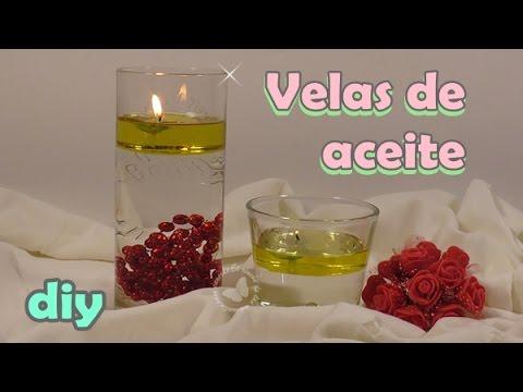 C mo hacer velas de aceite y agua youtube - Como hacer velas ...