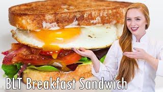 Blt Breakfast Sandwich