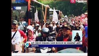 Download Video Warga Kramat Jati Antusias Saksikan Pawai Obor Asian Games 2018 - LIS 15/08 MP3 3GP MP4