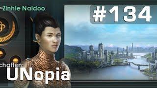 Let's Play Stellaris UNopia #134: Freiheit ► Zinhle Naidoo (deutsch / Roleplay)