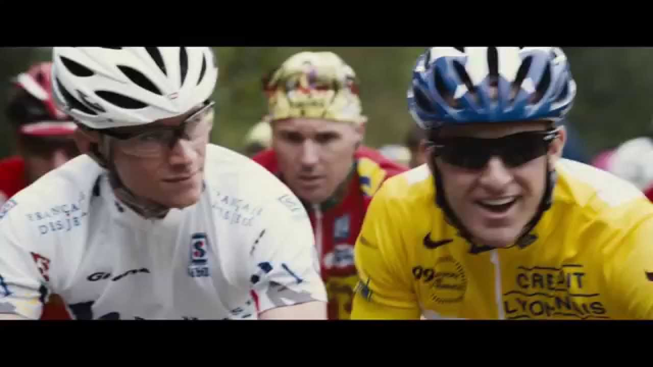 Lance Armstrong Libros The Program Becoming Lance Armstrong Featurette In Cinemas Now