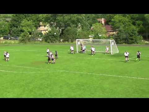 Lauren Ellis vs Arlington Heights - Highlight Video