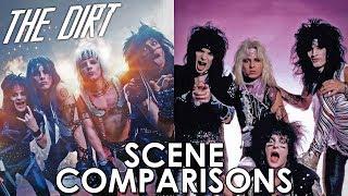 The Dirt (2019) - scene comparisons