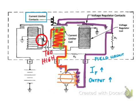 Vibrating Point Voltage Regulator - YouTube