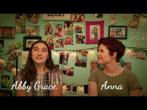 Riptide (cover) Vance Joy ~ Abby Grace Matthews and Anna Walker