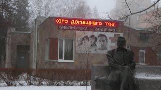 Библиотека им. М. Зощенко. Сестрорецк, 17 декабря 2016 г.