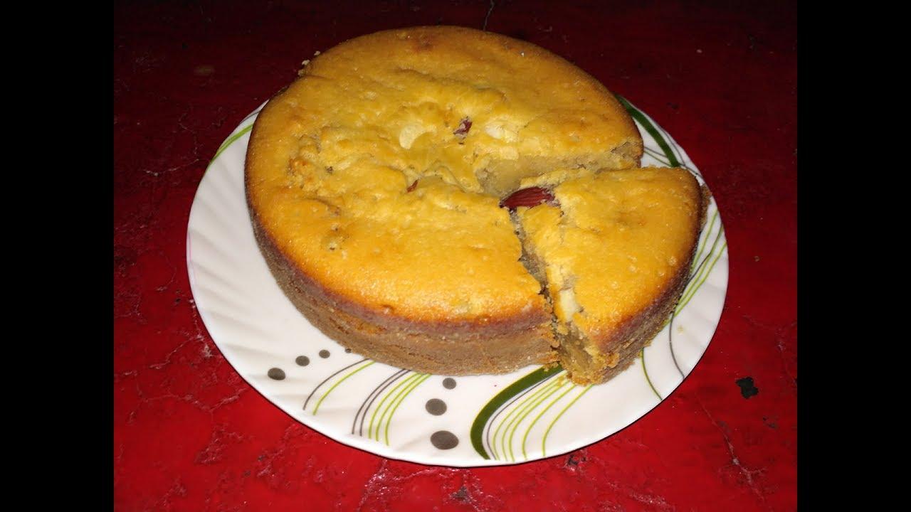 Cake Banane Ki Ghar Ki Recipe: Cooker Me Cake Kaise Banaye