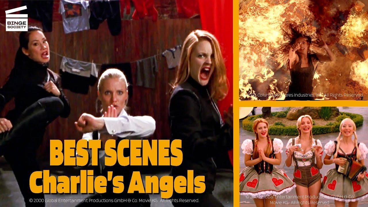 Download Charlie's Angels: Best scenes HD CLIP