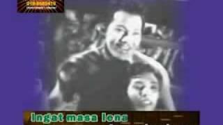 TANYA SAMA HATI karaoke nyanyian P.Ramlee & Normadiah