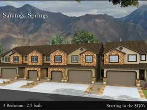 New homes for sale in Salt Lake and Utah County