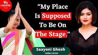 Your life is your choice    Saayoni Ghosh    My Canvas Talk