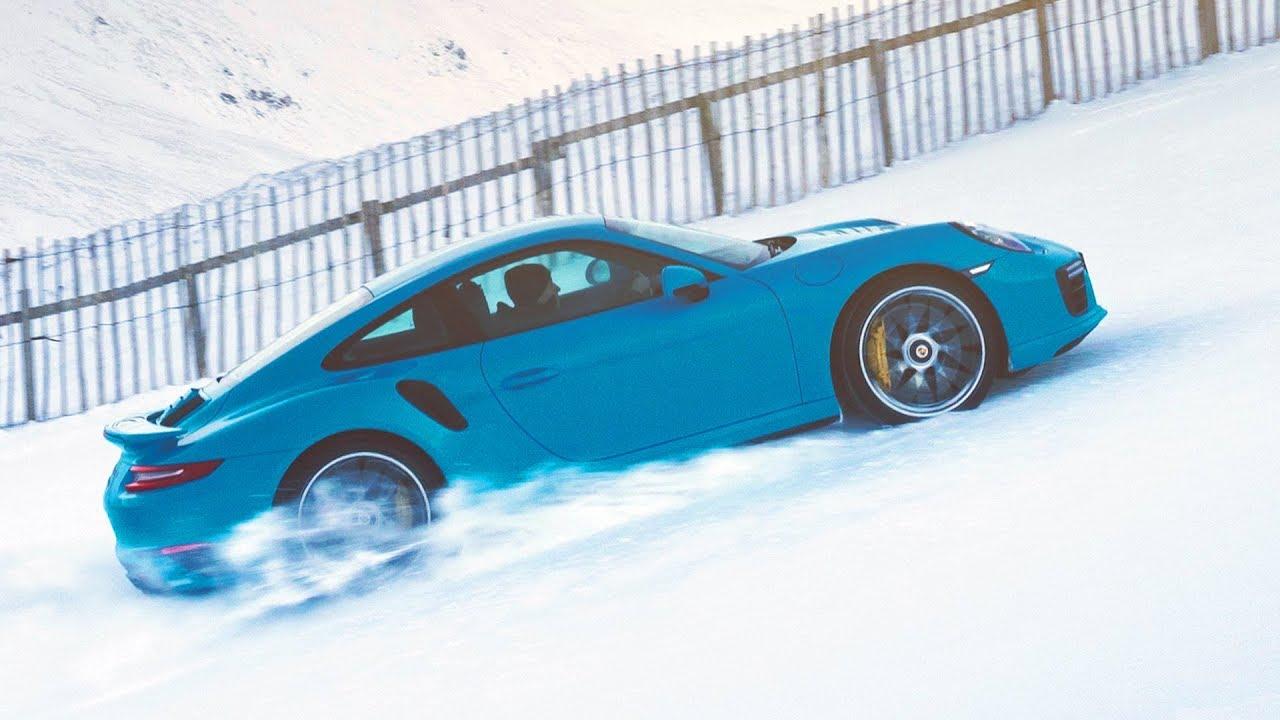 Porsche 911 Turbo S – King of the Hill - Dauer: 68 Sekunden