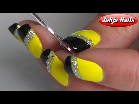 Модный маникюр и форма ногтей весна лето 2017 с фото