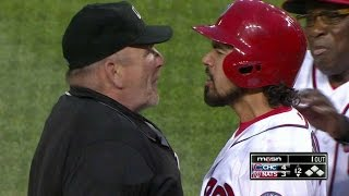 CHC@WSH: Rendon argues strike call and gets ejected