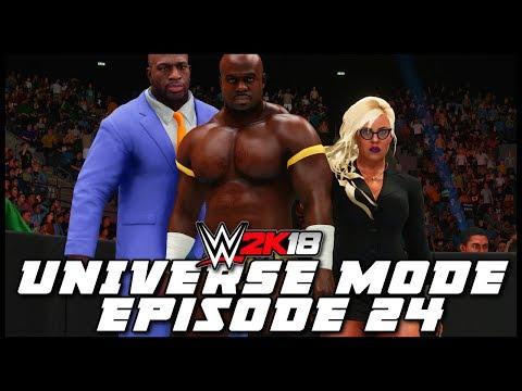 WWE 2K18   Universe Mode - 'TITUS WORLDWIDE TAKING OVER?!'   #24