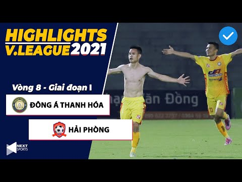 Thanh Hoa Hai Phong Goals And Highlights