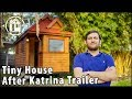 He Built a Tiny House in New Orleans after Katrina