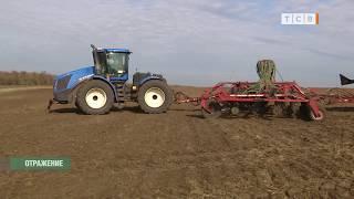 Органическое земледелие в Приднестровье. Английский мастер-класс