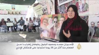 الاحتلال يثبت الاعتقال الإداري على الأسيرين الشقيقين البلبول