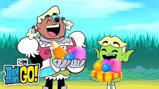 Video Hansel & Gretel I Teen Titans Go I Cartoon Network download MP3, 3GP, MP4, WEBM, AVI, FLV Januari 2018