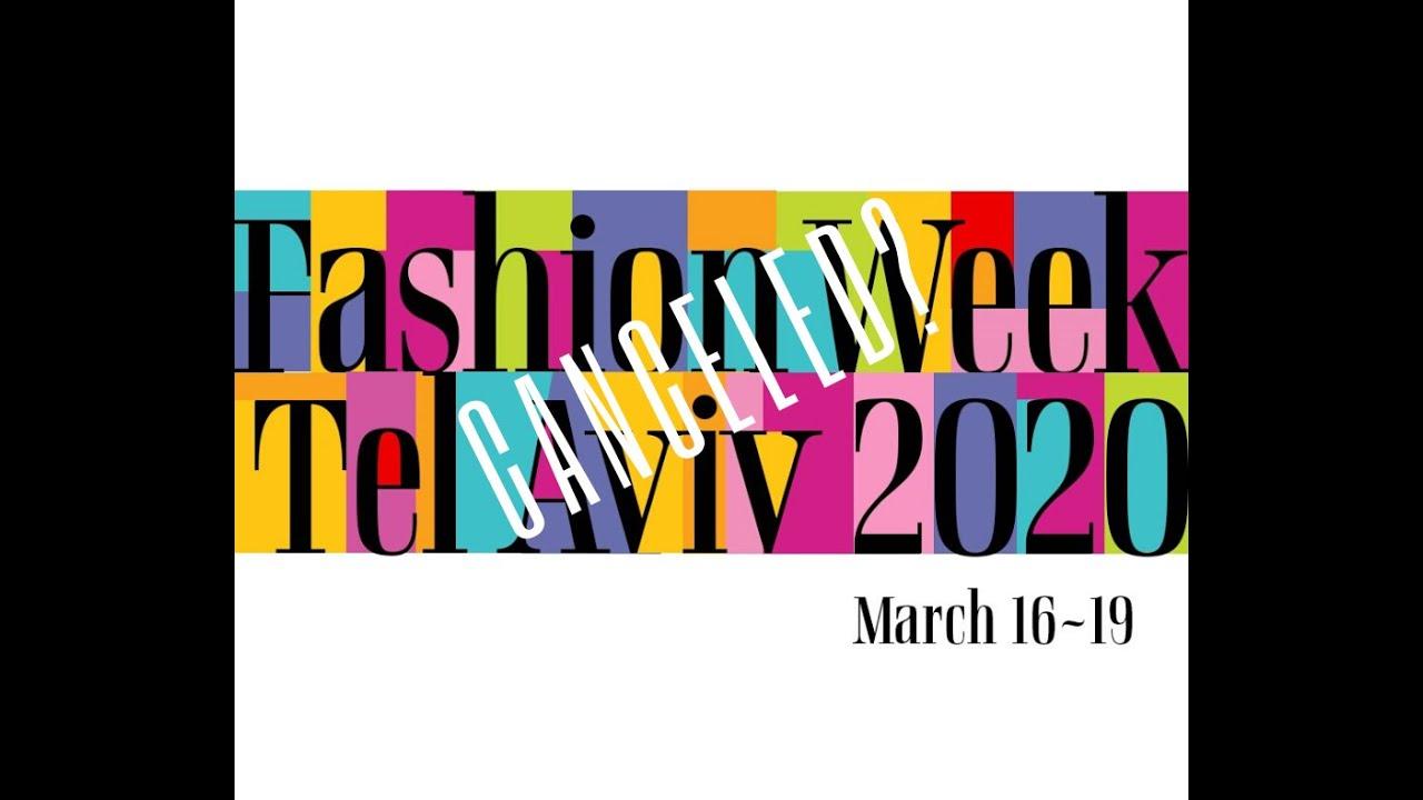 בצל וירוס קורונה: האם שבוע האופנה תל אביב יבוטל או יתקיים ללא קהל? תעשיית האופנה חוקרת