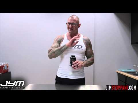 When To Take OMEGA JYM