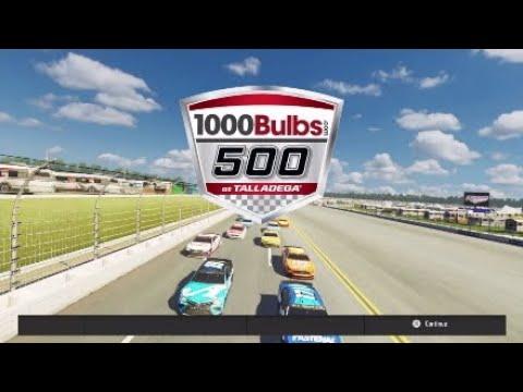 NASCAR heat 3 race 31  