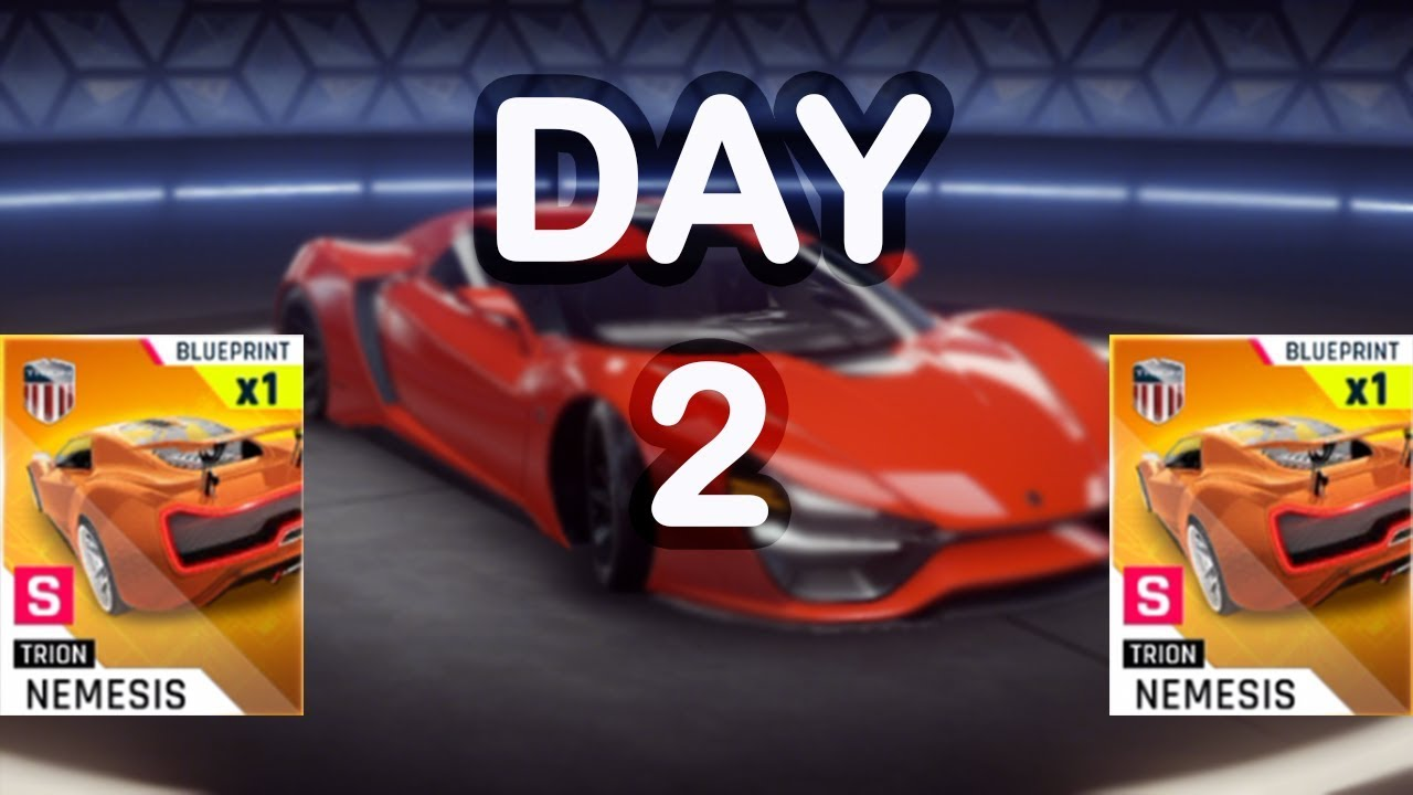 Asphalt 9 Trion Nemesis Day 2 4 Youtube