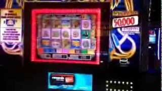 Cleopatra Rare Slot Machine!   Handpay Huge Bonus