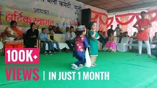दशहरा उत्सव पर अदभुत पहाड़ी नाटी 2018 Anny & Pari | Dhatu Waliye | Himachali Pahadi Nati Dance Shimla