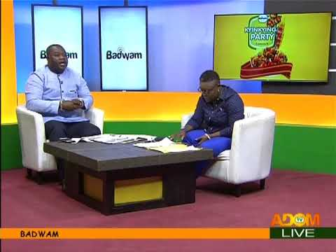 Badwam Newspaper Review on Adom TV (23-4-18)