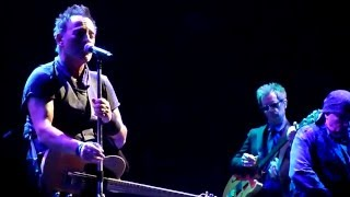 Drive All Night - Bruce Springsteen - Los Angeles Sports Arena - 19th March 2016