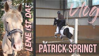 LENE IST DA! | Patrick springt! | VLOG | BinieBo