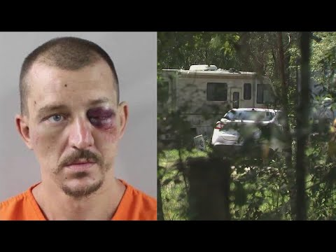 Florida Man Killed Girlfriend and Buried Her In Yard, Fought Cops During Takedown