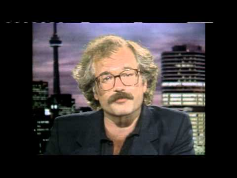Jack Layton on AIDS from CBC