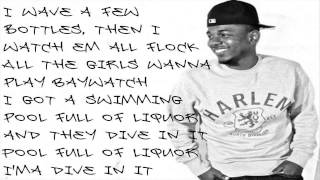 Kendrick Lamar - Swimming Pools (Drank) (Lyrics)